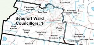 beaufort ward